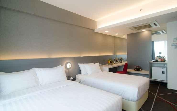 Amerin Hotel Johor Bahru Johor - Suite Standar