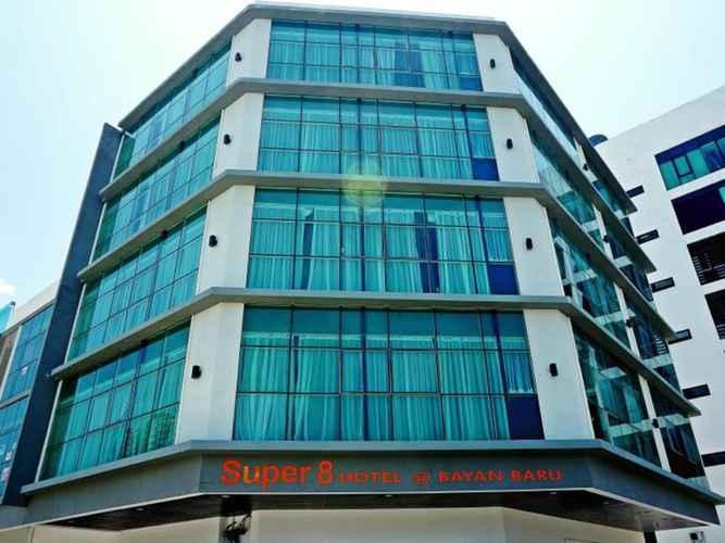EXTERIOR_BUILDING Super 8 Hotel @ Bayan Baru