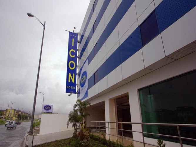EXTERIOR_BUILDING Icon Hotel Macapagal