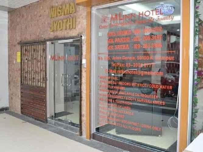 EXTERIOR_BUILDING ML Inn Hotel