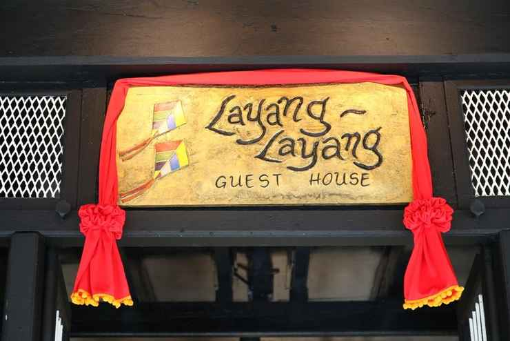 EXTERIOR_BUILDING Layang Layang Guest House
