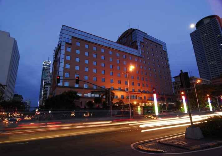 EXTERIOR_BUILDING Bayview Park Hotel Manila