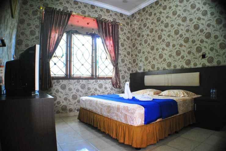 BEDROOM Arwana Safari Hotel Puncak
