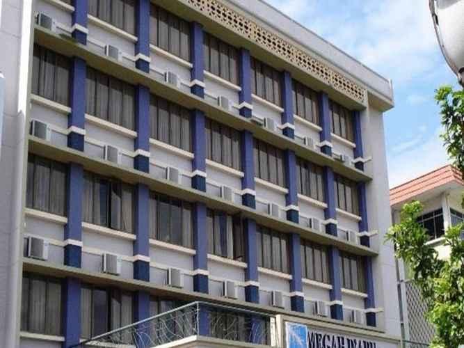 EXTERIOR_BUILDING Megah D'Aru Hotel
