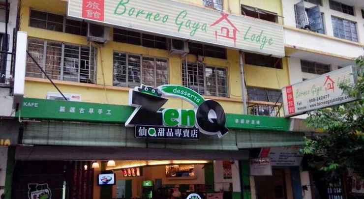 EXTERIOR_BUILDING Borneo Gaya Lodge