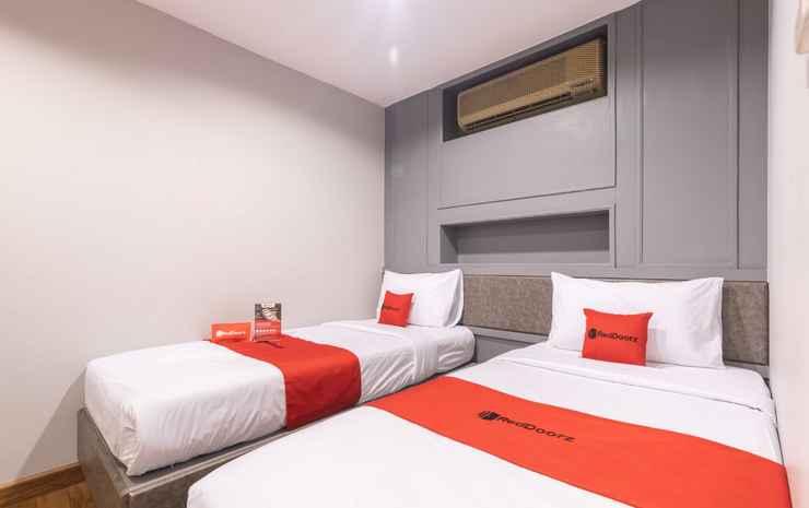 Boss Mansion Residence Bangkok - Suite Premier, 2 kamar tidur