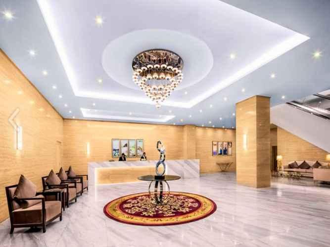 LOBBY Golden Phoenix Hotel Manila