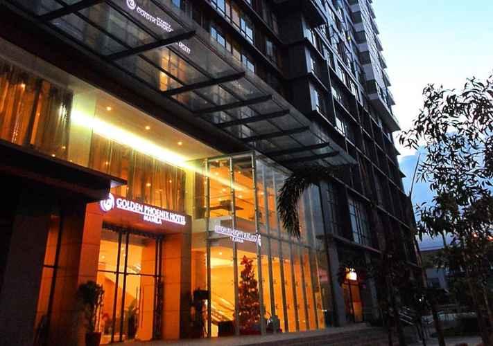 EXTERIOR_BUILDING Golden Phoenix Hotel Manila