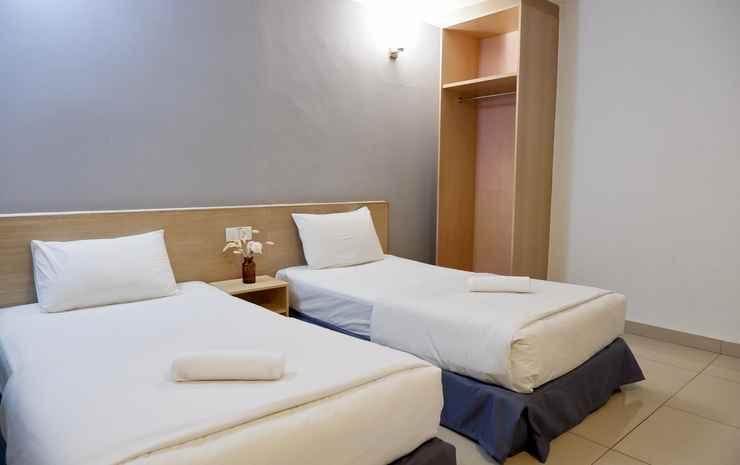 Iris Garden Hotel Kuala Lumpur - Standard Twin Room