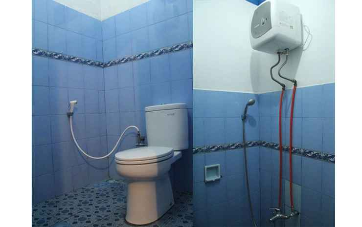 Hotel Silverin Bajawa Ngada - Economy Room