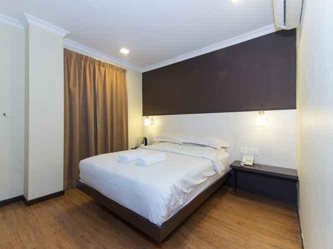 BEDROOM Hotel De'Grand Orchard