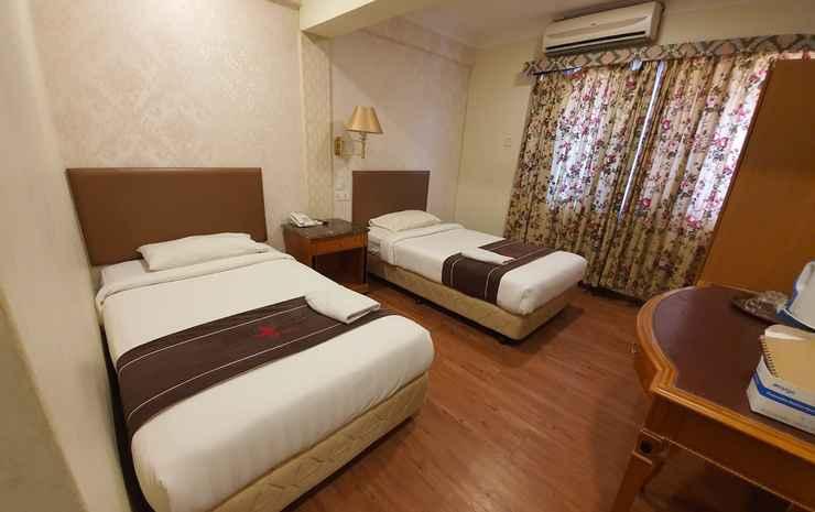Hotel Grand Orchard Kuala Lumpur - Deluxe Twin