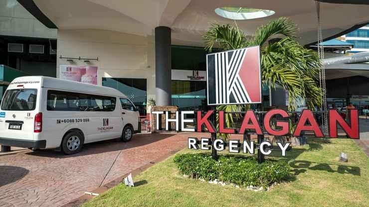 EXTERIOR_BUILDING The Klagan Regency