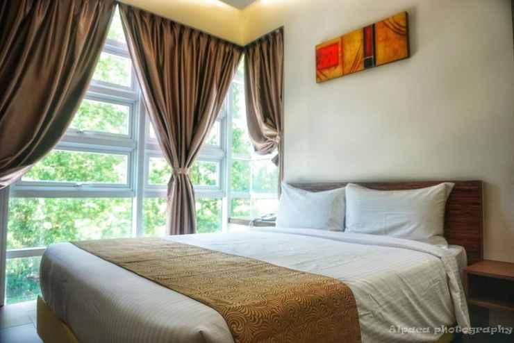 BEDROOM Nex Hotel