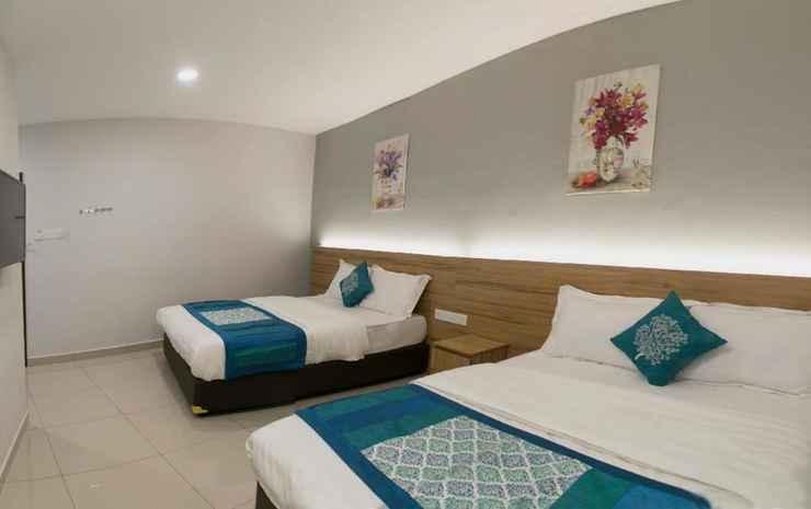 Lavana Hotel @ Batu Caves Kuala Lumpur - Super Family without Window