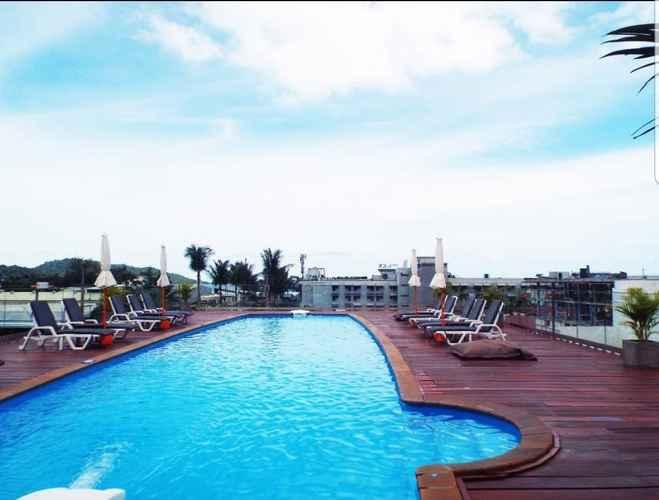 SWIMMING_POOL Days Inn by Wyndham Patong Beach Phuket