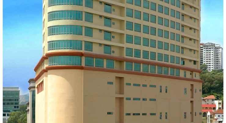 EXTERIOR_BUILDING Oriental Crystal Hotel
