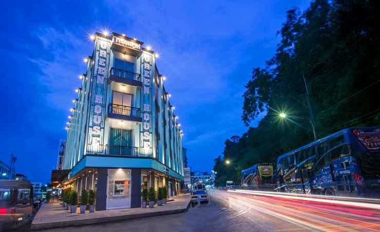 EXTERIOR_BUILDING โรงแรมกรีนเฮ้าส์