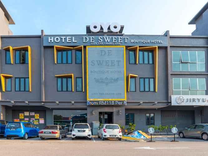 EXTERIOR_BUILDING De Sweet Boutique Hotel
