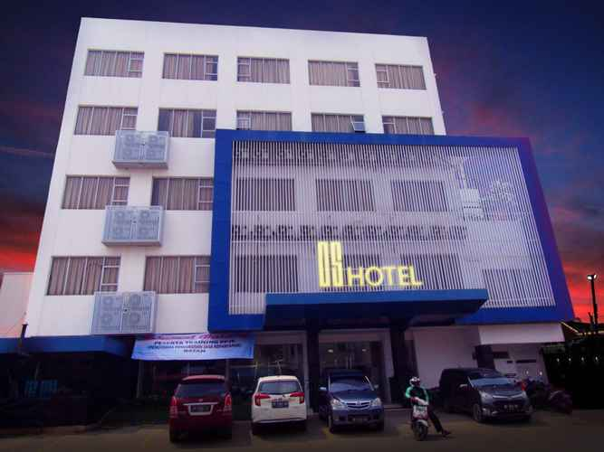 LOBBY OS Hotel Airport Batam (FKA Sky Inn Express Hotel)