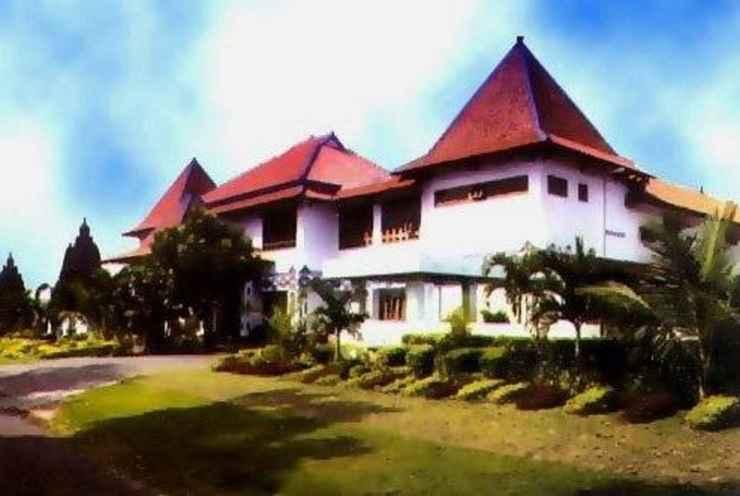 EXTERIOR_BUILDING Hotel Galuh Prambanan