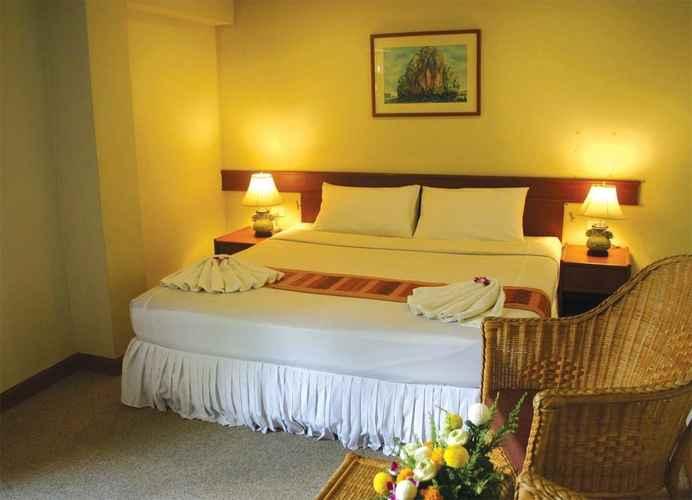 BEDROOM โรงแรมเคียงทะเล (กระบี่ ซิตี้ ซีวิว)