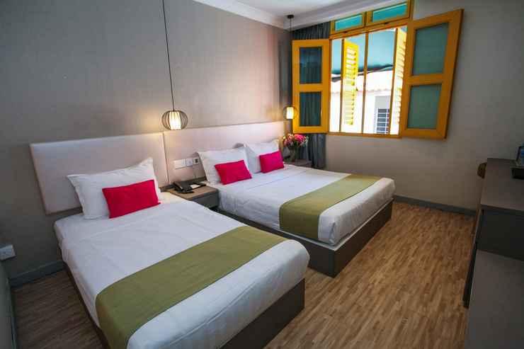 BEDROOM Champion Hotel