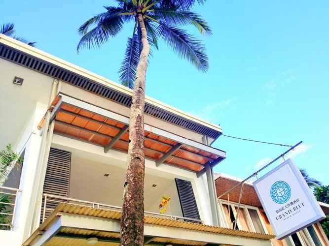 EXTERIOR_BUILDING Grand Blue Beach Hotel
