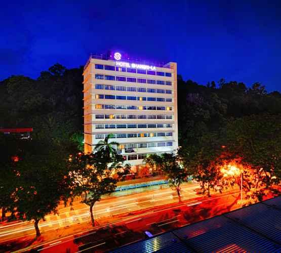 EXTERIOR_BUILDING Hotel Shangri-la Kota Kinabalu