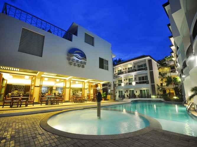 EXTERIOR_BUILDING Boracay Ocean Club Beach Resort