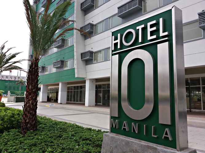 EXTERIOR_BUILDING Hotel 101 Manila