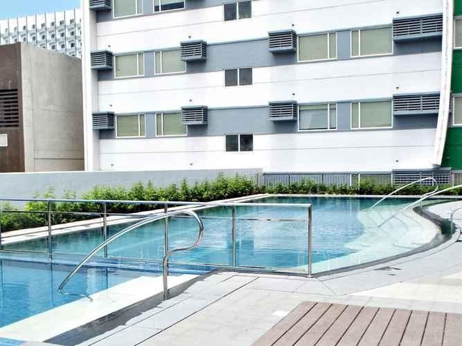 SWIMMING_POOL Hotel 101 Manila