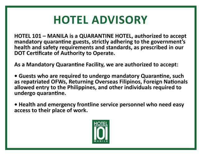 Others Hotel 101 Manila