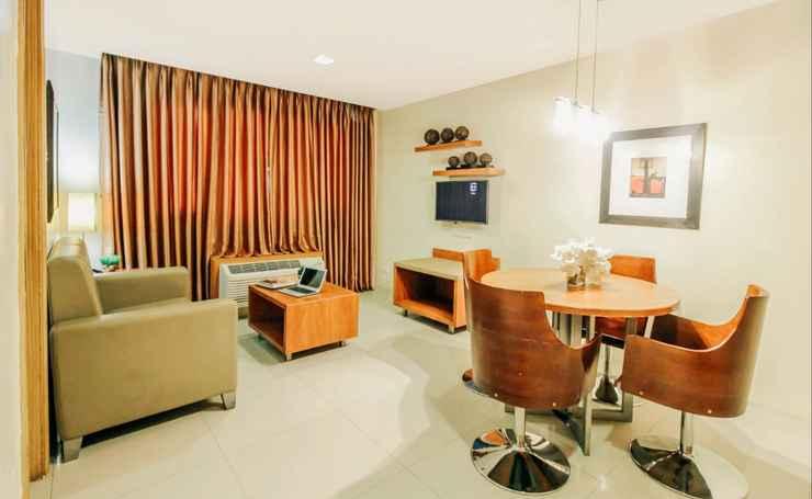 BEDROOM Greenhills Elan Hotel Modern