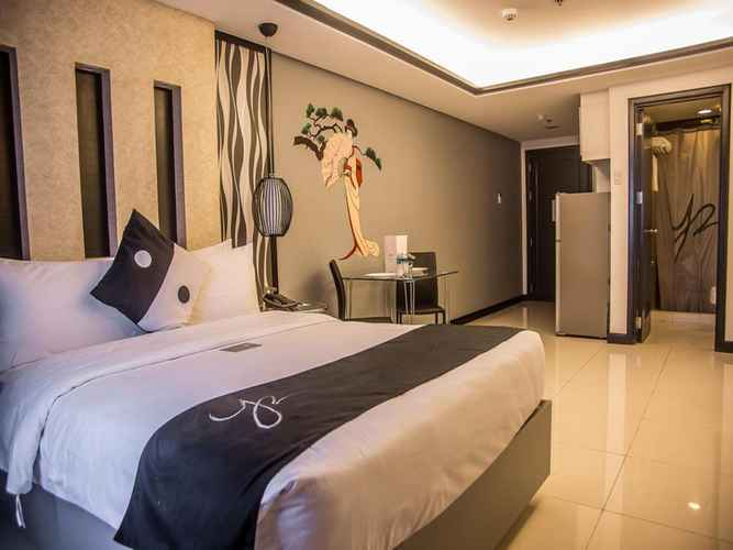 BEDROOM Y2 Residence Hotel Managed by HII