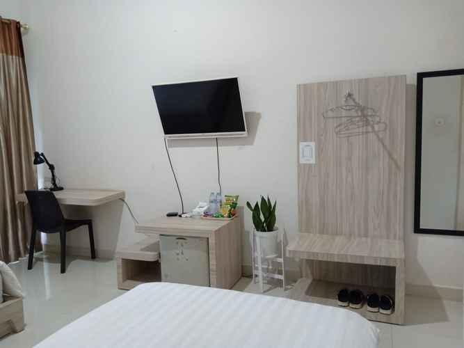 BEDROOM Hotel Satui Adygraha
