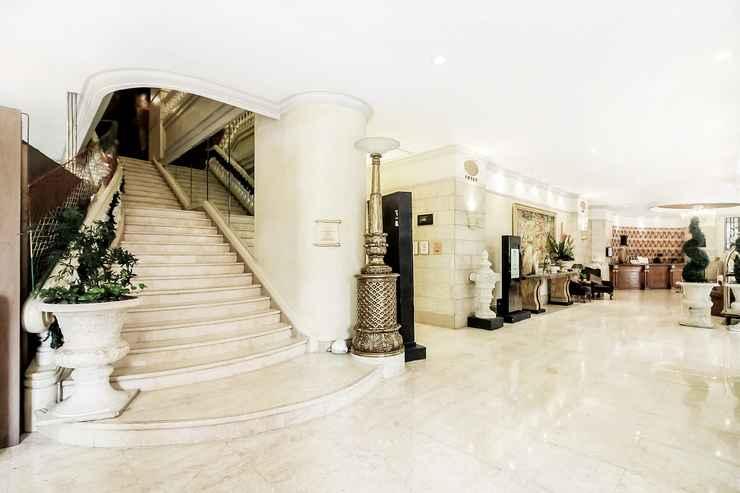 LOBBY Makati Palace Hotel
