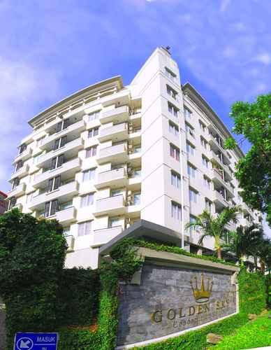 EXTERIOR_BUILDING Hotel Golden Sky Pluit