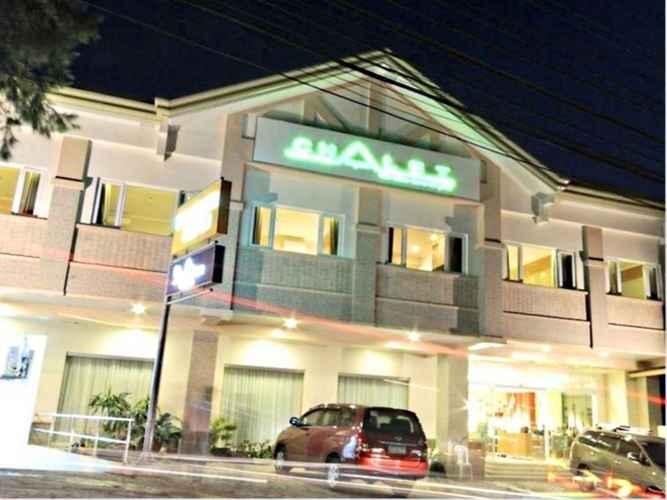 EXTERIOR_BUILDING Chalet Baguio