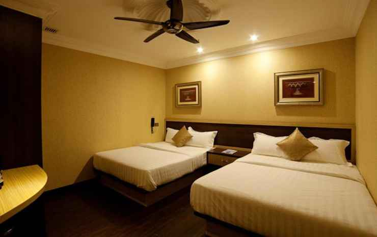 Valenza Hotel & Cafe Kuala Lumpur - Family Room Only