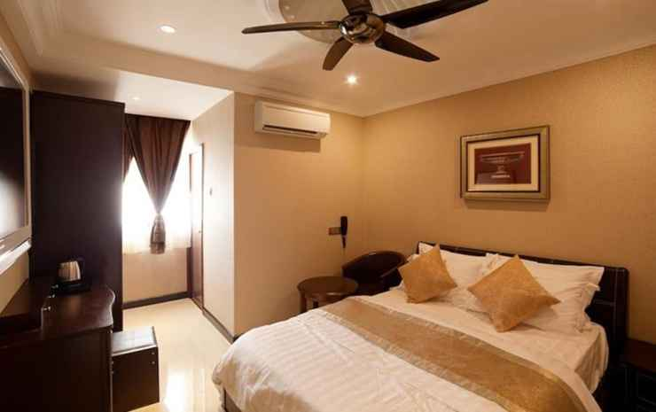 Valenza Hotel & Cafe Kuala Lumpur - Deluxe Studio Room Only