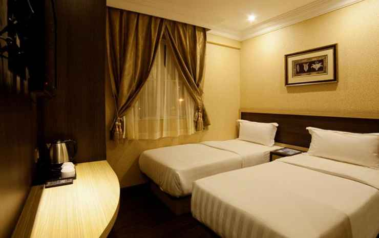 Valenza Hotel & Cafe Kuala Lumpur - Deluxe Twin Room Only