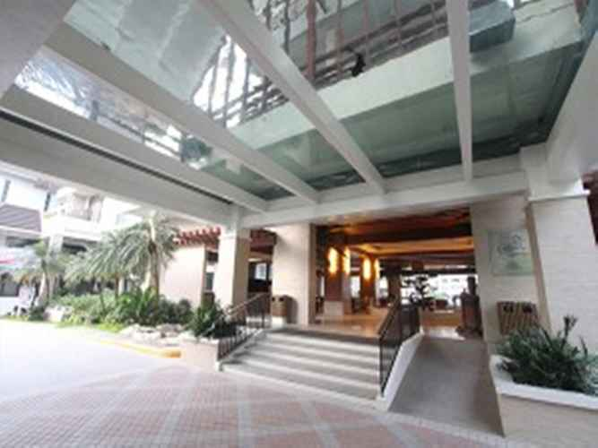 LOBBY Crown Regency Resort and Convention Center Boracay