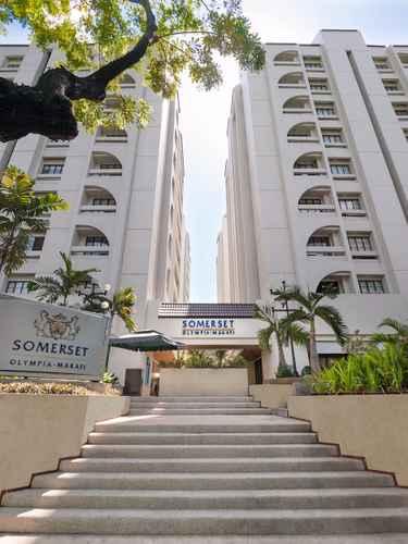 EXTERIOR_BUILDING Somerset Olympia Makati
