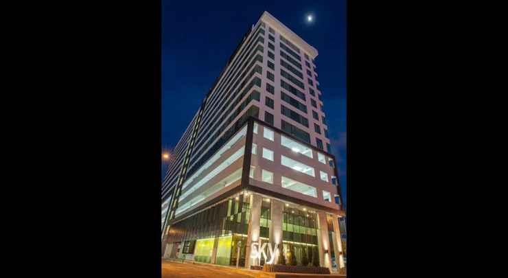 EXTERIOR_BUILDING Sky Hotel Kota Kinabalu