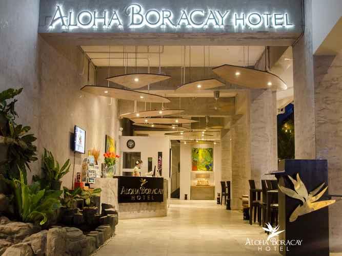 LOBBY Aloha Boracay Hotel