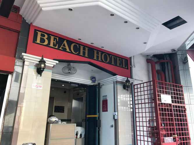 EXTERIOR_BUILDING Beach Hotel Singapore