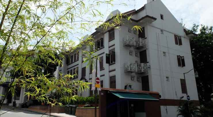 EXTERIOR_BUILDING Citystate Serviced Apartments