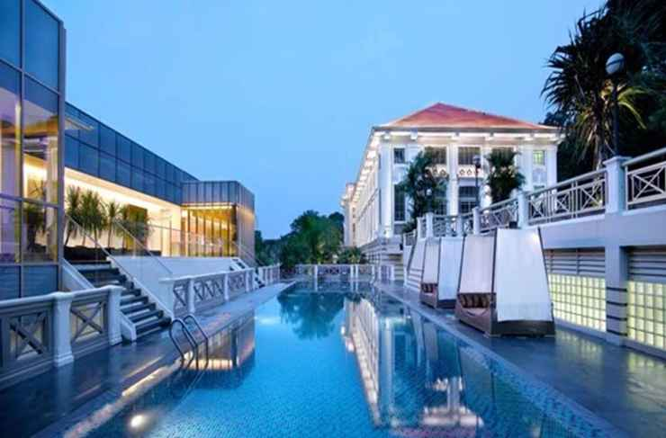 SWIMMING_POOL Hotel Fort Canning