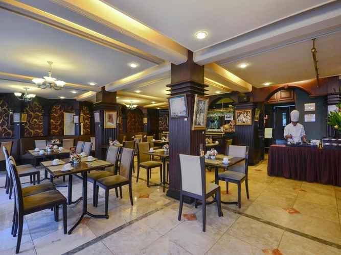 RESTAURANT Hotel La Corona Manila